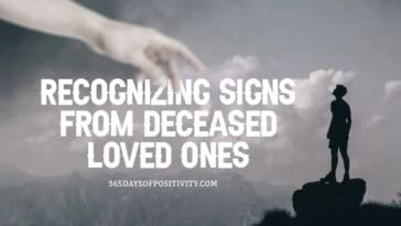 Recognizing Signs From Deceased Loved Ones