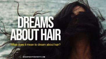 dreams about hair