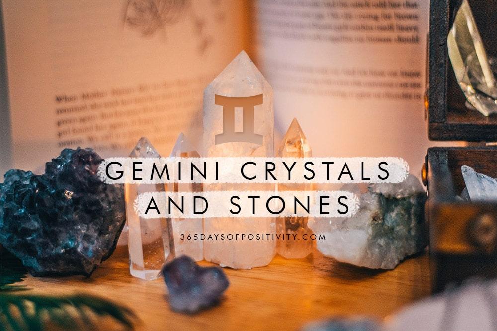 Gemini crystals