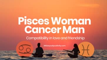 pisces woman cancer man compatibility