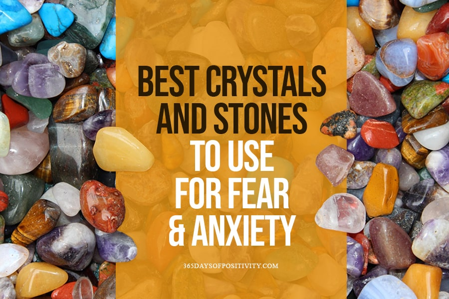 crystals for fear and anxiety