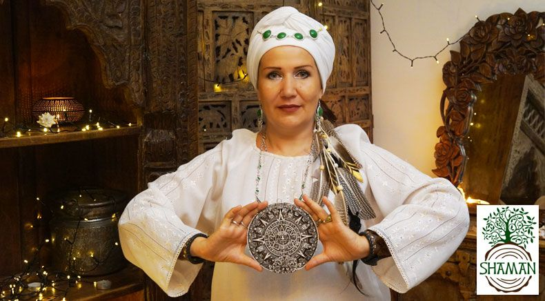 Aayla, the Siberian shaman, speaks on 7 steps to a better life