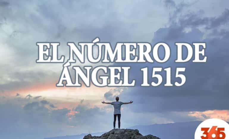 El número de ángel 1515: ¿Qué significa en numerología angelical?
